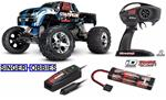 Traxxas 36054-1 Stampede TQ 2.4Ghz Radio Control Truck RTR w/ Battery