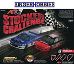 AFX 21041 Stocker Challenge 21' Exclusive Slot Car Track NEW IN BOX  AFXW1041 GP