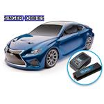 Associated 1/10 APEX Lexus RC F 4WD Touring Brushless RTR w/ LiPo ASC30118CT1 HH