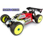 Associated 1/8 RC8B3.1e 4WD Radio Control Buggy Team Kit ASC80936 HH
