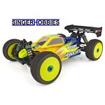 Associated RC8B3.2e 1/8 Team Radio Control Buggy Kit ASC80940 HH
