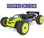 Associated 1/8 RC8T3.2 Nitro Radio Control Team Kit ASC80943 HH