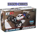 Associated 1/10 RC10B6 2WD Radio Control Buggy Club Racer Kit ASC90013 HH