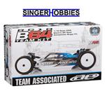 Associated 1/10 RC10B64 4WD Radio Control Buggy Team Kit ASC90014 HH