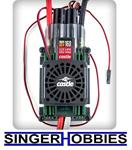 Castle Creations Phoenix Edge HVF 160 w/ Fan 50V 160-Amp ESC CSE010012700 HH