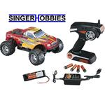 DROMIDA 1/18 Monster Truck Brushless 2.4GHz RC Truck w/Batt/Charger DIDC0058 GP