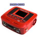 Dynamite Passport P4 AC/DC Four Port Multicharger Lipo Charger DYNC3017 HH