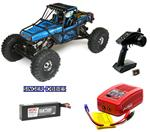 LOSI 1/10 Night Crawler SE 4WD Rock Crawler Brushed RTR w/ LIPO LOS03015T1L HH