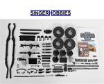 RC4WD Z-K0061 Gelande II D110 RC Truck LWB Unassembled Chassis Kit RC4ZK0061 HH