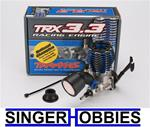 Traxxas 5407 3.3 Nitro Radio Contol Engine, IPS Shaft, PS w/ Recoil TRA5407 HH