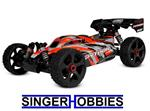 Corally 1/8 Python XP 4WD Radio Control Buggy 6S Brushless RTR COR00181 HRP