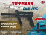 Tippmann 98 CUSTOM PS DUAL FEED VALUE PACK Paintball Marker
