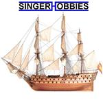 Artesania Latina Wooden Model Ship Kit: San Juan Nepomuceno 1/90 LAT22860 HH